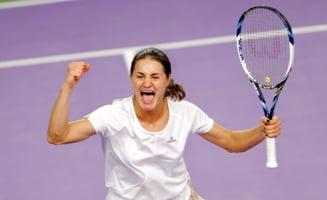 Monica Niculescu, eliminata dramatic de la Australian Open