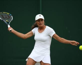 Monica Niculescu, eliminata dramatic de la Wimbledon