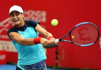 Monica Niculescu, eliminata in primul tur de la Australian Open