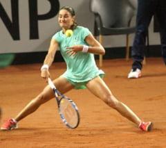 Monica Niculescu, eliminata in primul tur la Roma