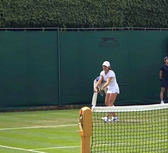 Monica Niculescu, eliminata in turul II la Wimbledon
