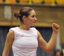 Monica Niculescu, in finala de dublu la Praga