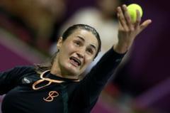 Monica Niculescu, invinsa de Caroline Wozniacki la Miami dupa un meci de mare lupta