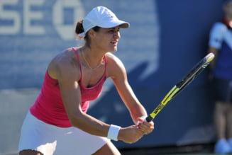 Monica Niculescu, invinsa in primul tur de la Budapesta