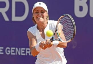 Monica Niculescu, invinsa in primul tur de la Wimbledon