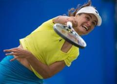 Monica Niculescu, invinsa in turul al doilea de la Wuhan, dupa un meci teribil