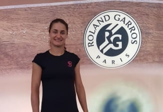 Monica Niculescu, pe cale sa ia o decizie radicala dupa eliminarea de la Roland Garros