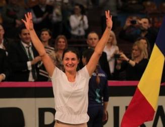 Monica Niculescu, reactie uimitoare dupa victoria de la Indian Wells