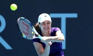 Monica Niculescu, surpriza placuta in turneul de dublu la Miami