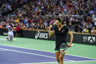 Monica Niculescu a avansat pe tabloul principal la Rogers Cup