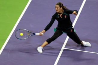 Monica Niculescu a castigat turneul din Luxemburg, dupa o victorie superba cu Petra Kvitova
