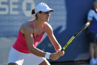 Monica Niculescu a fost invinsa categoric in primul tur la Wuhan