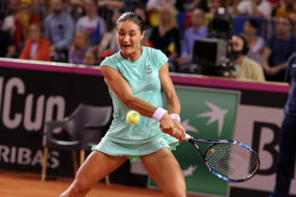 Monica Niculescu a fost invinsa la Madrid de Caroline Wozniacki dupa o partida chinuitoare
