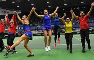 Monica Niculescu a intrat in istoria tenisului romanesc dupa victoria minunata de la Fed Cup