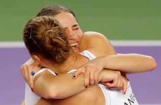 Monica Niculescu a izbucnit in lacrimi in timpul finalei de la Nottingham