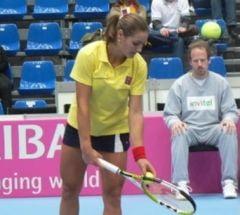 Monica Niculescu a ratat calificarea in sferturi la Praga