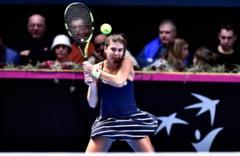 Monica Niculescu o invinge pe Sorana Cirstea si castiga duelul romanesc de la Indian Wells
