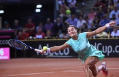 Monica Niculescu o spulbera pe Caroline Garcia si continua la Stuttgart