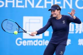 Monica Niculescu o spulbera pe Ostapenko in primul tur de la Shenzhen