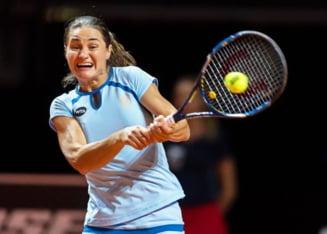 Monica Niculescu o zdrobeste pe Ana Bogdan in duelul romanesc de la US Open