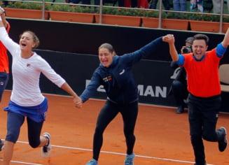 Monica Niculescu obtine inca o victorie in turneul de la Miami