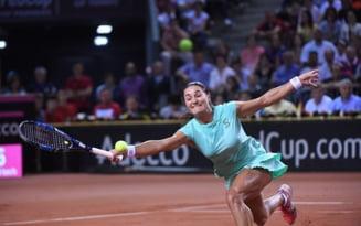 Monica Niculescu pierde la Roland Garros inca din primul tur