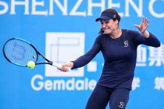 Monica Niculescu se califica in sferturi la Shenzhen dupa un meci complicat