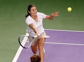 Monica Niculescu se califica in turul doi la Wimbledon dupa o revenire superba