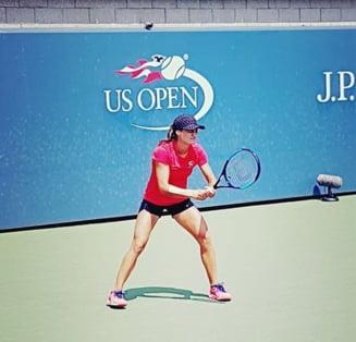 Monica Niculescu se califica superb in turul II de la US Open