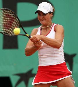 Monica Niculescu spune adio turneului de la Wimbledon