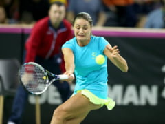 Monica Niculescu versus Raluca Olaru, duel romanesc in primul tur in proba de dublu la Wimbledon