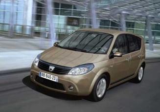 Monovolumul Dacia va fi lansat in 2012 si va fi produs in Maroc