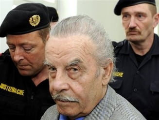 Monstrul Fritzl a fost condamnat la inchisoare pe viata