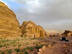 Monument urias, descoperit in Iordania