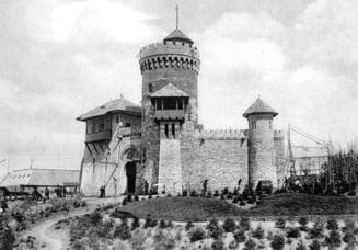 Monumente nestiute ale Romaniei: Castelul Tepes din Bucuresti (Galerie foto + video)