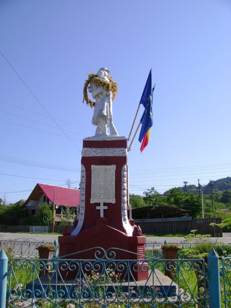 Monumentul eroilor Pietrari