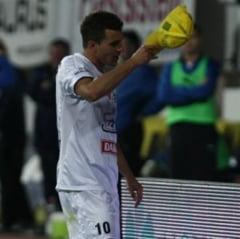 Moraes a plecat alaturi de stelisti in cantonamentul din Antalya