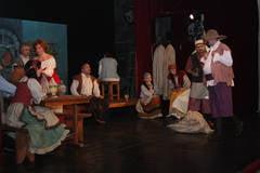 Morile de vant ale lui Sancho Panza - Spectacol de teatru pentru elevii de la 'Lazar'