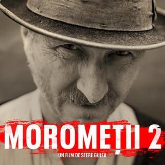 Morometii 2 a avut proiectia de gala, la Sala Palatului