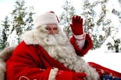 Mos Craciun va sosi pe 21 decembrie in Oraselul Copiilor