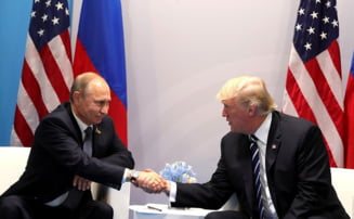 Moscova: Putin si Trump nu au avut nicio intalnire secreta. A afirma acest lucru e absolut absurd