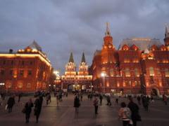 Moscova, in alerta. Au fost interzise evenimente, iar zona dedicata fanilor EURO 2020 a fost inchisa, dupa cresterea numarului de cazuri COVID-19