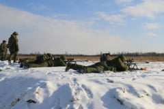 Moscova a decis o desfasurare importanta de forte armate la frontiera de vest