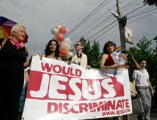 Moscova a interzis parada homosexualilor din cauza Eurovision