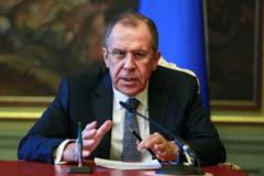 """Moscova acuza Romania de """"agitarea pana la isterie a mitului amenintarii ruse"""""""