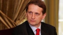 Moscova i-a cerut lui Vladimir Voronin sa se retraga din politica