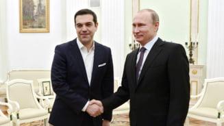 Moscova invita Grecia sa se alature BRICS. Se va rupe de zona euro si FMI?