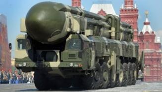 Moscova isi plaseaza armele nucleare in Crimeea?