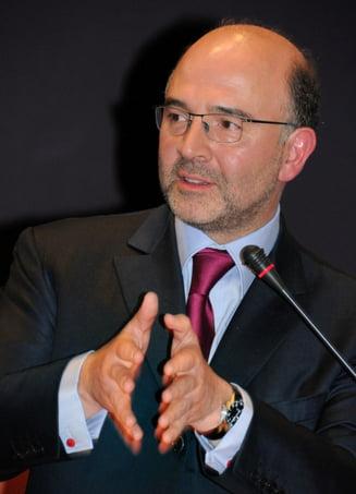Moscovici, cu origini romanesti, propus de Franta la sefia Eurogroup