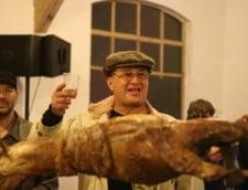 Mosia lui Mircea Dinescu, pradata din nou de hoti